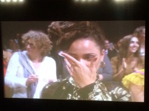 "Sasha Lane, après la projection de ""American honey"""